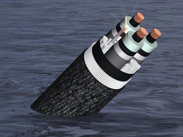 subsea cable fiber submarine