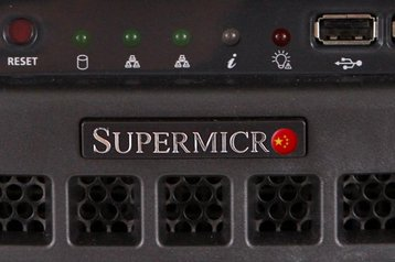 Report: China compromised Supermicro's supply chain
