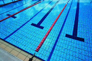 swimming pool water drink lead