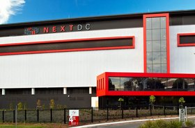 NextDC data center in Sydney