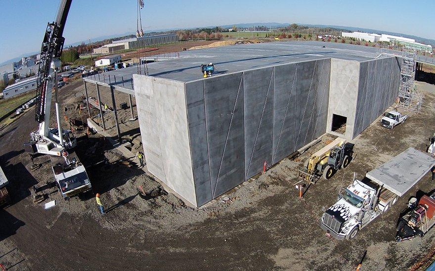 Building site in Hillsboro