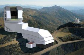 Telescopio LSST