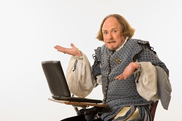 Shakespeare with a computer