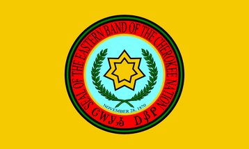 The Eastern Band of The Cherokee Nation