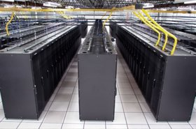 Inside a TierPoint data center