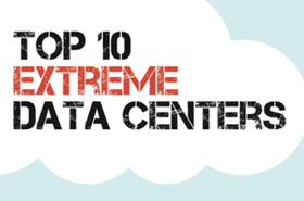 top 10 extreme data centers