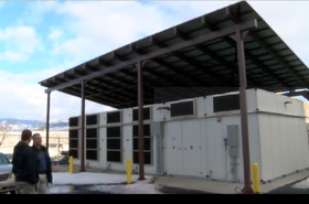university of Montana modular data center 2