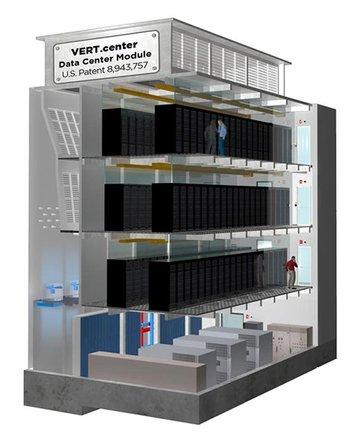 vert modular data center