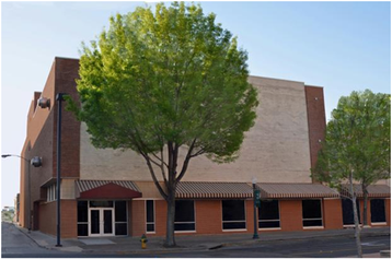 The newly acquired Zayo data center in Waco, Texas