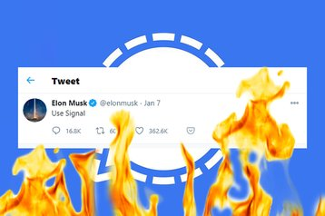 whatsaap-and-signal-app musk flame montage .jpg