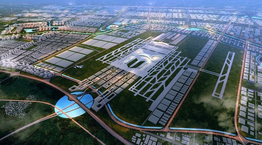 zhengzhou airport economic area royal haskoning dhv